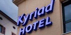 Vendu par le fonds d'investissement Starwood Capital, Louvre Hotel comprend notamment la chaîne Kyriad