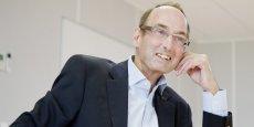 Hervé Allard, PDG du groupe Trenois-Decamps et initiateur du club des entreprises de taille intermédiaire du Nord-Pas-de-Calais.
