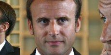 Le quotidien américain définit le ministre français comme un technocrate pro-business qui va réécrire le contrat social du pays.
