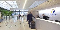 Siège de Sanofi à Paris. Le groupe pharmaceutique français veut lutter contre la corruption de ses filiales à l'étranger.