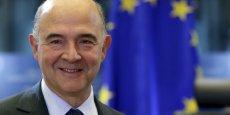 C'est Moscovici qui pilote les 850 collaborateurs de la Direction générale des affaires économiques et monétaires.