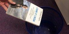 L'Ecume et l'Océan, le livre de Michel Sapin, s'est vendu à 346 exemplaires seulement.