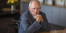 Wolfgang Schäuble n'a jamais cessé de jeter de l'huile sur le feu dans la crise grecque.