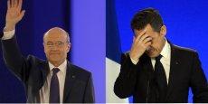 Un sondage Ifop-Fiducial montre, qu'à la différence de Nicolas Sarkozy, Alain Juppé pourrait arriver en tête du premier tour de la présidentielle devant Marine Le Pen.