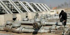 L'Arabie Saoudite s'est engagée ce matin avec la Russie a geler sa production pétrolière