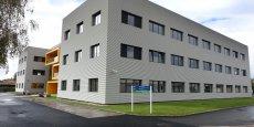 bioMérieux a ouvert un centre de recherche et développement à La-Balme-Les-Grottes.