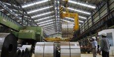 Les effectifs intérimaires dans l'industrie ont progressé de 7,9 % en Aquitaine.