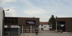 Le siège du groupe Precia Molen est implanté à Privas, en Ardèche.