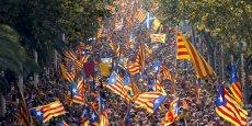 Selon des résultats provisoires, 1.649.239 de personnes se prononcées en faveur de l'indépendance de la Catalogne.