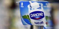 Danone rappelle qu'il produits des produits laitiers à travers 20 usines en Russie.