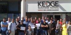Avec le départ de Kedge Business School dans une association indépendante, la CCIB économise 1 million d'euros par an.