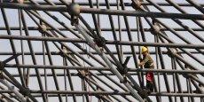 La Chine affiche un taux de croissance au plus bas en six ans, mais meilleur qu'attendu par les économistes.