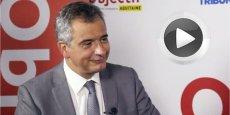 Antoine Bousseau, directeur de la Lyonnaise des eaux Bordeaux - Guyenne