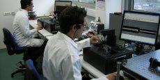 MuQuans est spécialisée dans le développement d'instruments de haute précision reposant sur l'utilisation d'atomes refroidis par laser.
