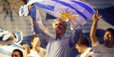 Le président de l'Uruguay, Tabaré Vázquez, doit faire face à une révolte syndicale.