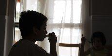 La Grèce fait partie des pays les plus touchés. Le taux de pauvreté plus jeunes est passé de 23 à 40,5%.