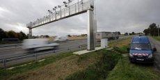 Filiale à 70% de l'italien Atlantia (ex-Autostrade), Ecomouv' appartient à 10% à la SNCF.
