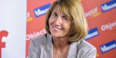 Christine Albanel, aujourd'hui directrice exécutive en charge de la Responsabilité sociale d'entreprise, de la diversité, des partenariats et de la solidarité d'Orange.