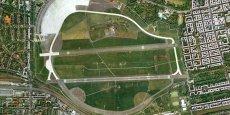 64%des Berlinois se sont déclarés opposés au projet d'aménagement de l'ancien aéroport Tempelhof proposé par la coalition SPD-CDU du parlement de la ville.