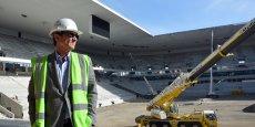 Malgré de grands chantiers, comme à Bordeaux, le secteur régional de la construction est à la peine