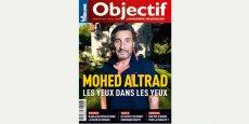 Une du Numéro d'Objectif Languedoc-Roussillon - Novembre 2014