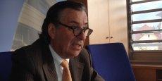Guy Métral a annoncé les mesures d'austérité de la CCI de la Haute-Savoie.