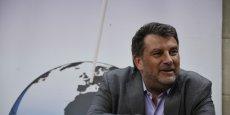 Vincent Michelot, nouveau directeur de l'IEP de Lyon et spécialiste de l'histoire politique américaine.
