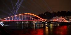 Le pont Schuman sera inauguré ce mercredi à 18 heures avec un programme son et lumière.