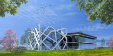 Le futur bâtiment sera construit à Dijon.