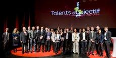 L'édition 2013 des Talents avait réuni plus de 300 personnes venues assister à la remise des prix
