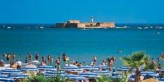 Plage du Cap d'Agde
