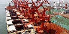 La Chine n'est pas parvenu à son objectif d'augmenter son commerce extérieur de 6%. Il manque son objectif pour la quatrième année consécutive.