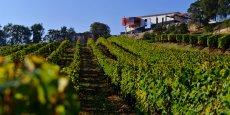 Le Château La Croizille (Saint-Emilion) faisait partie en 2015 des 8 lauréats internationaux des Best Of Wine Tourism International