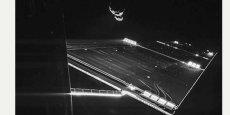 Avant que Philae ne soit largué sur la comète... ©ESA/Rosetta/Philae/CIVA