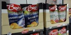 L'entreprise bretonne a réalisé un chiffre d'affaires de 88 millions d'euros en 2013.
