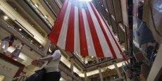 En moyenne chaque mois l'année dernière, l'économie américaine a créé 246.000 emplois.