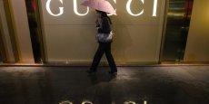La griffe florentine Gucci, qui est la marque principale du groupe a généré l'an dernier à elle seule un chiffre d'affaires de 3,56 milliards d'euros.