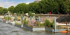 Paris, a fait des choix forts en ce sens avec l'aménagement des voies sur berge, pour lequel il a sollicité, sur un mode participatif, les Parisiens eux-mêmes