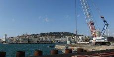 Le Conseil régional Languedoc-Roussillon poursuit la modernisation du port de Sète.