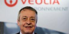 A l'instar d'autres groupes français, le PDG de Véolia, Antoine Frérot, a laissé entendre son intérêt pour le marché iranien, sans toutefois préciser si des discussions sur d'éventuels contrats étaient en cours.