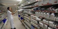 Les remboursements de produits de santé ont connu une croissance très fote à +4,9% en 2014, après +1,1% en 2013.