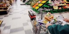 Malgré la crise, les ménages ont continué à consommer. Mais moins qu'avant.