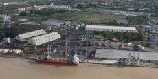 Le port de Bordeaux victime de la dernière campagne agricole