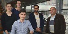 L'équipe de Mesclado a bénéficié du programme Smartec