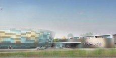 Toutes les activités de Thales en Aquitaine seront regroupées, à Mérignac, dans le campus unique Air Innov' dessiné par le cabinet d'architectes Jean-Philippe Le Covec