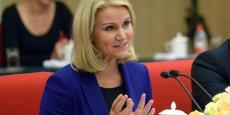 Helle Thorning-Schmidt espère rester à la tête du Danemark dimanche