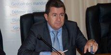 Alexis Melidonis, président de l'UPE 66