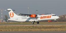 Wings, l'une des filiales du Lion Group, vole déjà avec des turbopropulseurs régionaux ATR