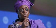 Diezani Alison-Madueke représente depuis 2010 le Nigéria au sein de l'Opep.