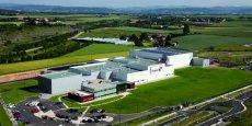 La société est implantée à Chateuneuf-sur-Isère et emploie près de 80 salariés.
